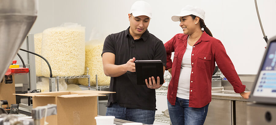 The advantages of ERP for Traceability for the Food & Bev Industry