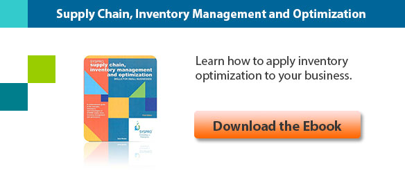Learn how to apply inventory optimization to your business