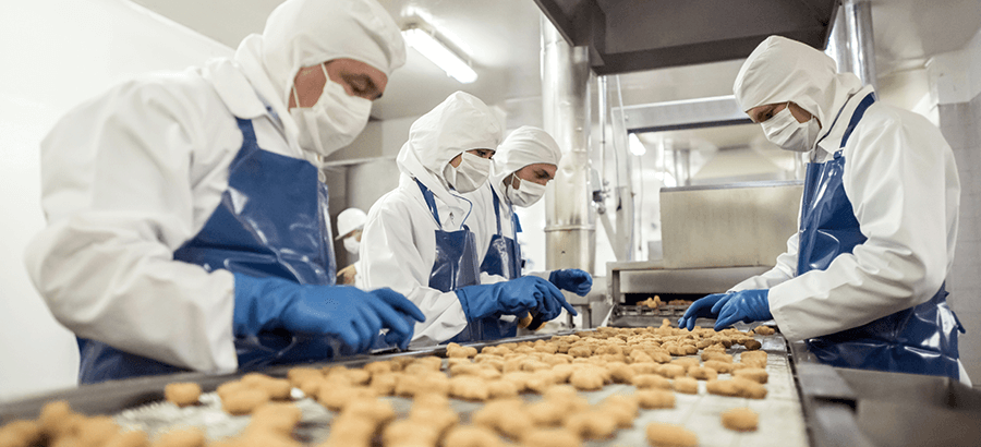The food and beverage industry is increasingly relying on technology for the management of complex operations throughout the supply chain